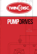 TWIN DISC<br />PUMP DRIVE