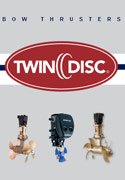 TWIN DISC<br />BOW THRUSTER