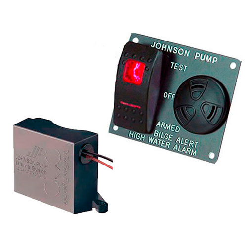 ALARME DE ALAGAMENTO 12V JOHNSON PUMP