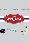 TWIN DISC<br/>STEERING SYSTEMS